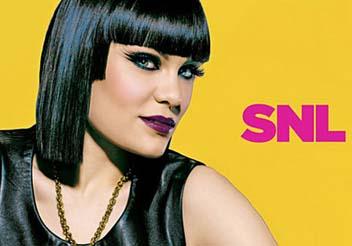 <b>Jessie J Rocks SNL!...</b>