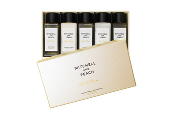 Mitchel and Peach Luxury Travel Collection