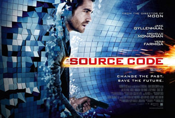 Source Code starring Jake Gyllanhaal