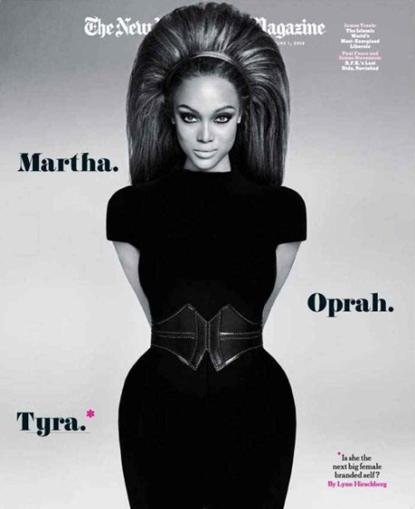 <b>Tyra Starts a Revolu...</b>