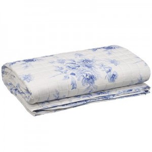 Blue Sanderson Adele Throw