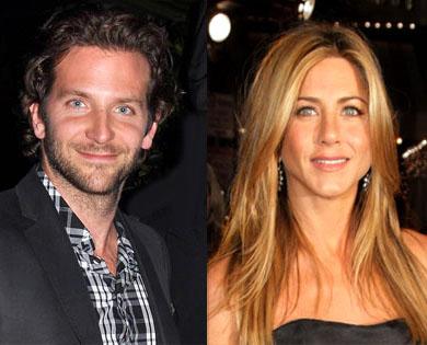 <b>Jen &amp; Brad Back ...</b>
