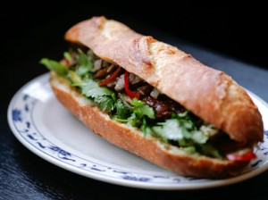 Keu Vietnamese sandwiches