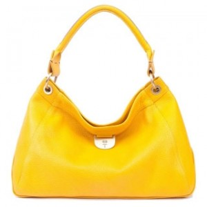 Loren Taylor Canary Yellow Immi Bag