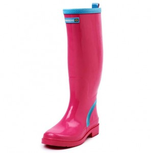 Pink Havaianas wellies exclusively at Selfridges