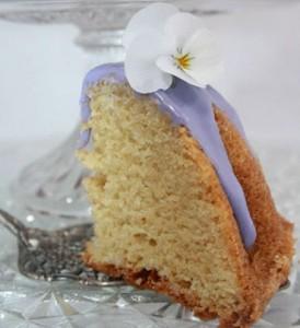 Secret Lemon Cake