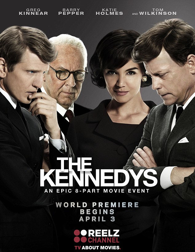 <b>The Kennedys To Air ...</b>