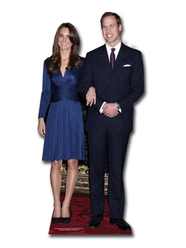 <b>Life Sized Royals!...</b>