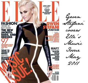 Elle May issue 2011