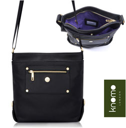 knomo Silvi cross-body bag