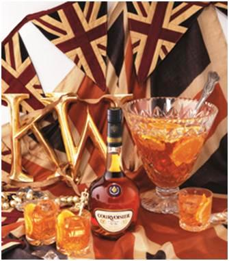 Courvoisier Royal Cocktail