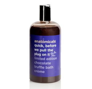 Anatomicals Chocolate Truffle Bath Creme