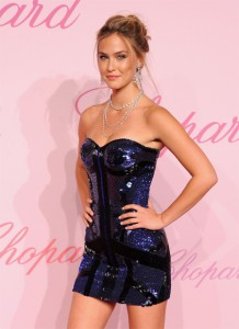 Bar Refaeli  at Happy Diamonds Are A Girls Best Friend Chopard Event at the 64th Cannes Film Festival, May 16, 2011