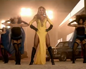 Beyonce in Run The World (Girls)