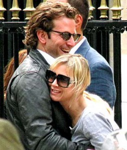 Bradley Cooper and Renee Zellwegger