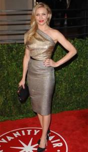 Cameron Diaz in the same dress