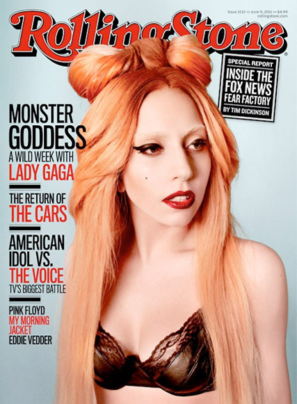 <b>Lady Gaga covers Rol...</b>