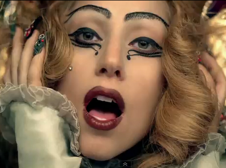<b>Lady Gaga: Judas...</b>