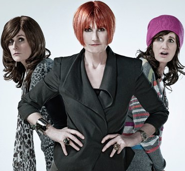 Mary Portas with her Secret Shopper series