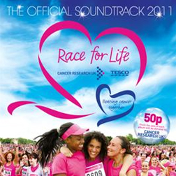 Race For Life Official Soundtrack 2011