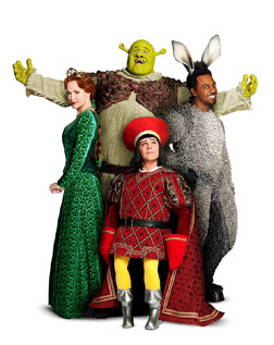 <b>Shrek The Musical...</b>