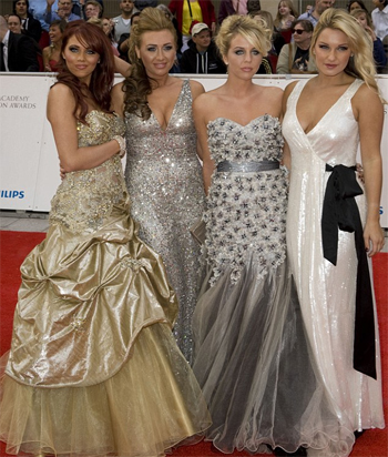 <b>2011 TV BAFTAS - It'...</b>