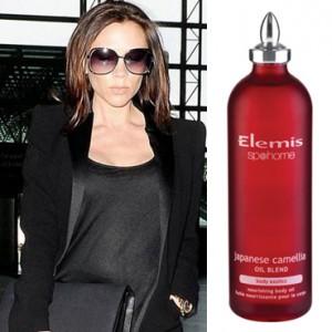 Victoria Beckham's favourite pregnancy beauty product