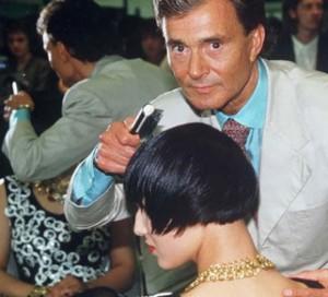 Vidal Sassoon in 1988