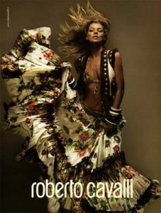 Why not grab a Roberto Cavalli bargain