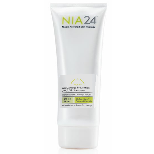 NIA 24 Sun Damage Prevention UVA/UVB Sunscreen