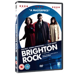 <b>Win BRIGHTON ROCK on...</b>