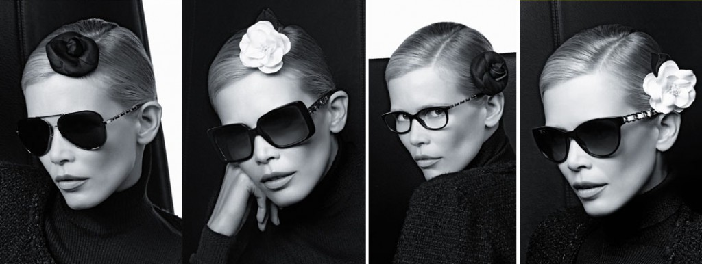 Chanel's Prestige Eyewear Collection