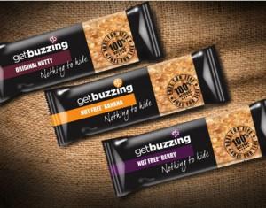 Get Buzzing energy bars