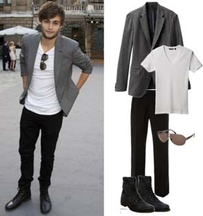 <b>Douglas Booth @ The ...</b>