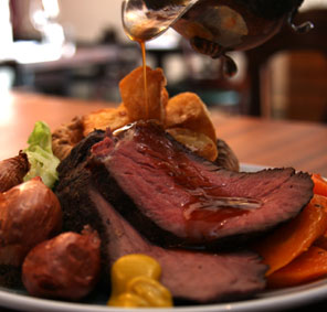 Hawksmoor Guildhall roasts