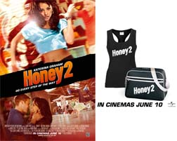 Honey 2 merchandise