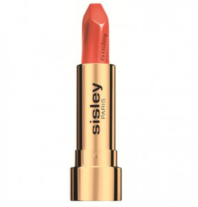 Hydrating Long Lasting Lipstick in Tangerine