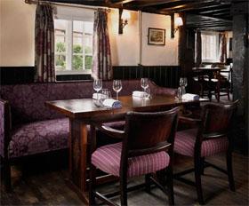 Inside The Crown Inn