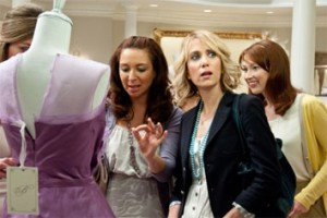 Maya Rudolph and Kristen Wiig in Bridesmaids