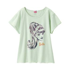 Limited edition Barbie T-Shirt from Uniqlo