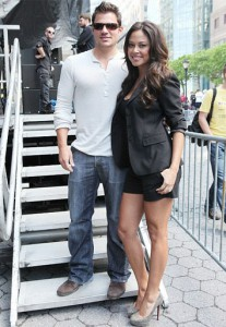 Nich Lachey and Vanessa Minnillo