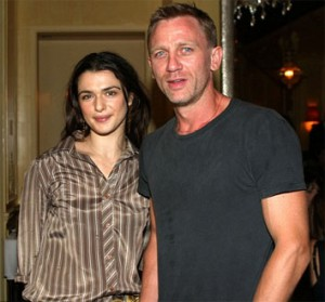 Rachel Weiss and Daniel Craig marry