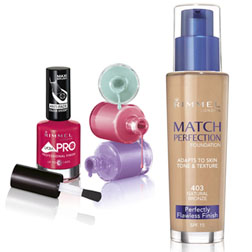 <b>WIN RIMMEL GOODIES &...</b>
