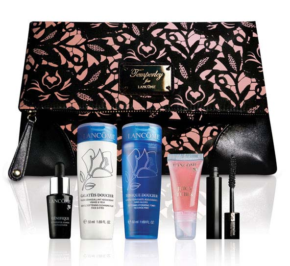 lancome gift with purchase 2011 in the Netherlands