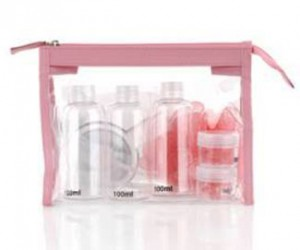 Deluxe Travel Bottle Set