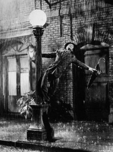 Will you be singing in the rain?