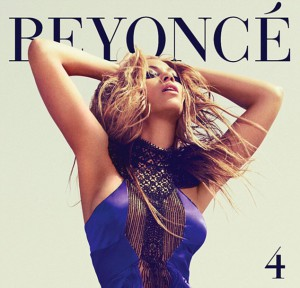 Beyonce's New Album Cover