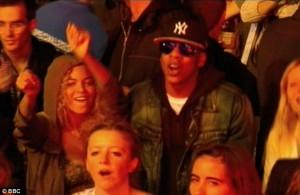 Beyonce, Jay, and Gwynnie