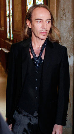 <b>Galliano Goes on Tri...</b>