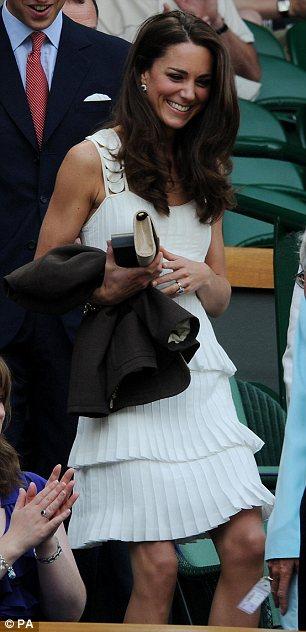 <b>Get Kate's Wimbledon...</b>